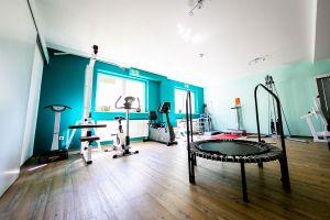 Gymnastik-Fitnessraum